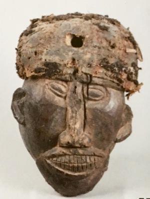 Masque de Chef de type Akam BékomGrassland Cameroun