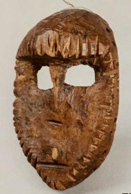 Masque facial Dan Côte d'Ivoire