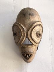 Masque facial Yorouba Nigéria