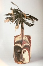Masque-Heaume Emboli Kota Gabon