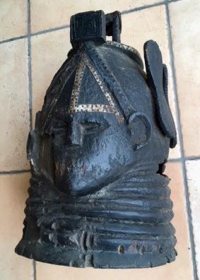 Masque Heaume Sowei Sierra Léone (2)