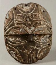 Masque Téké-Tsaayi Congo