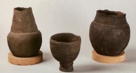 Pots Kota région de Makokou Gabon