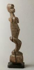 Statue féminine lacunaire Dogon Mali